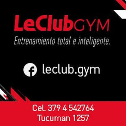 le-club-gym-art